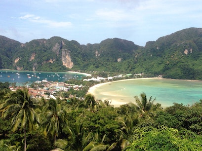 View Point PP. Island Ao Nang  Thailand