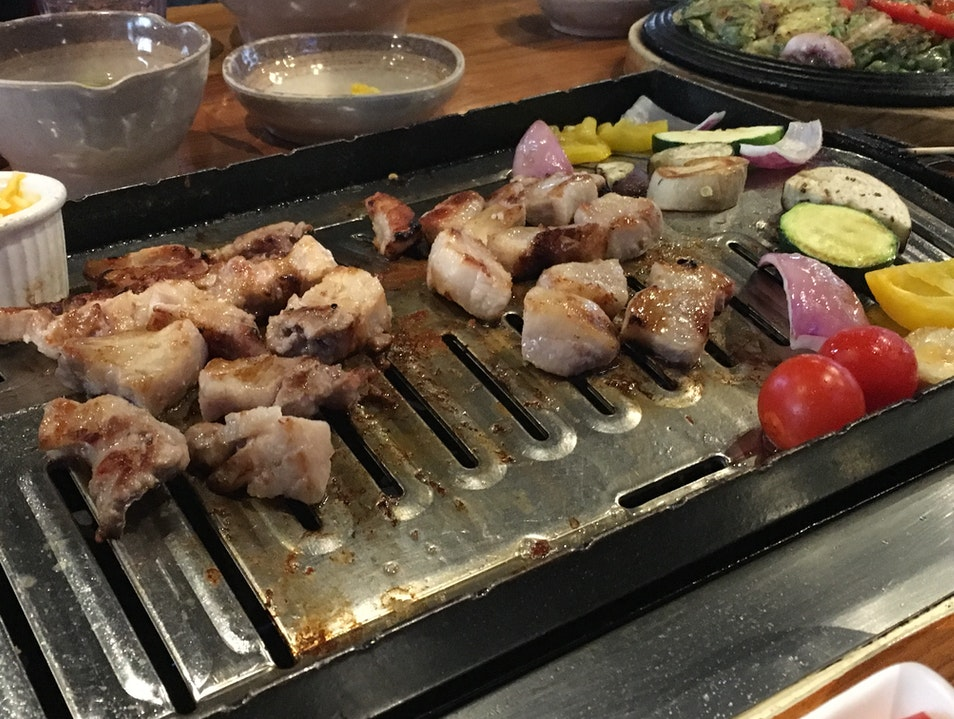 Quarters Korean BBQ
