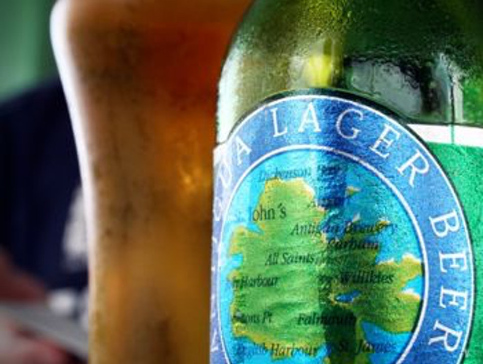 Pair Your Beach Going With This Local Lager Buckleys  Antigua and Barbuda