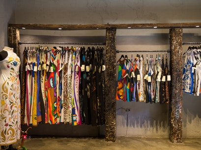 Clothes Shopping San Miguel de Allende  Mexico