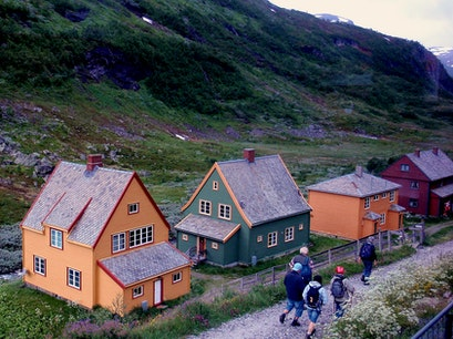Myrdal Myrdal  Norway