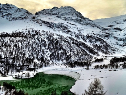 Bernina Express Chur  Switzerland