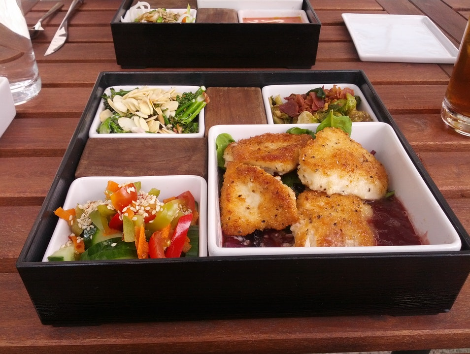 Bento Box Meets Farm-to-Table at Cerulean Indianapolis Indiana United States