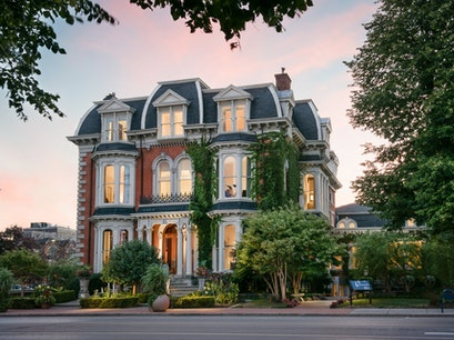 The Mansion on Delaware Avenue Buffalo New York United States