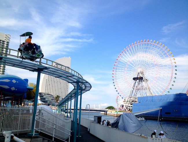 Tokyo's Kid-Centric Theme Parks