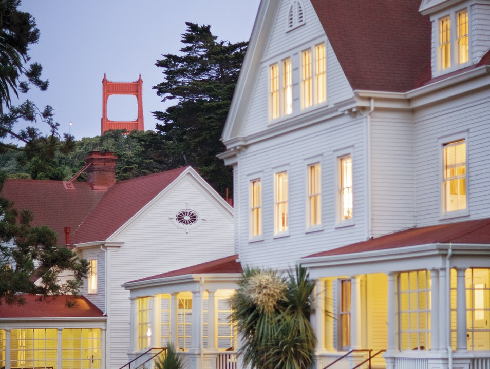 Cavallo Point Lodge San Francisco California United States