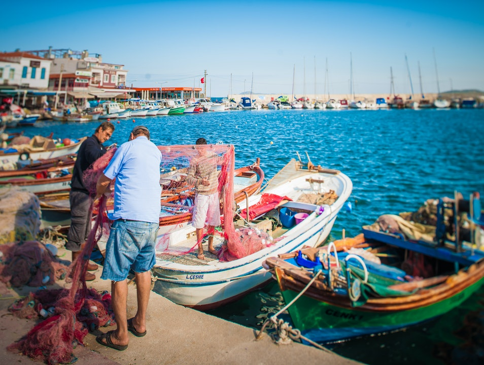 Mariners of the Mediterranean  Urla  Turkey