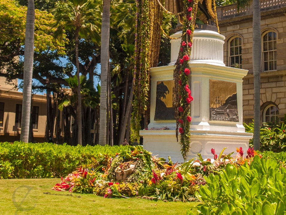 Happy Kamehameha Day! Honolulu Hawaii United States