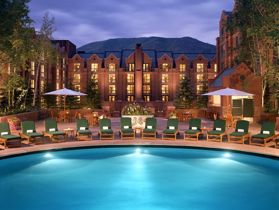 The St. Regis Aspen Colorado United States