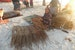 Basketry on Dhangethi Island in Maldives