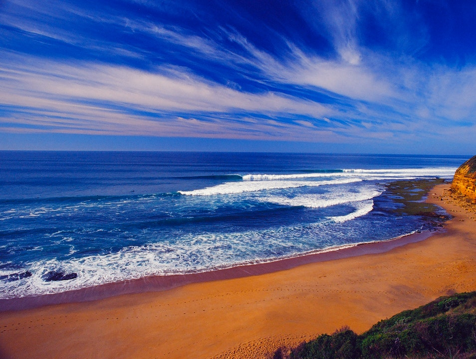 The Perfect Wave Bells Beach  Australia