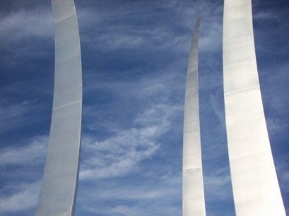 Air Force Memorial Arlington Virginia United States