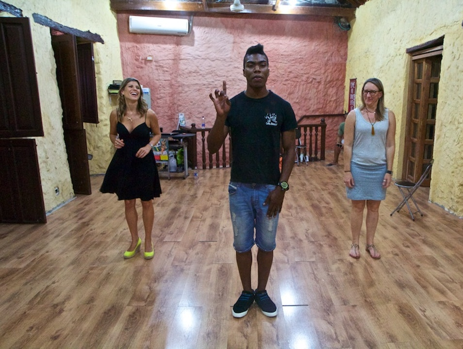 Get Schooled in the Salsa Cartagena  Colombia