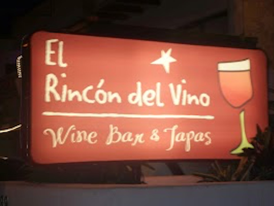 Popular Wine Bar Cancun  Mexico