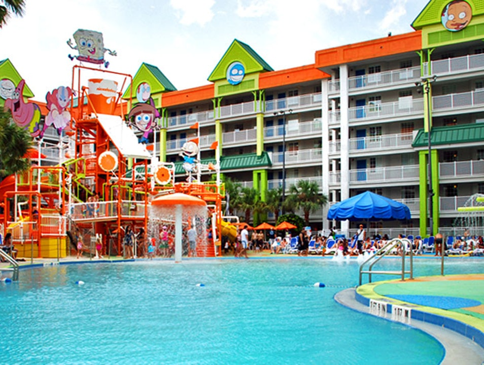 Stay at family-friendly hotels and resorts Orlando Florida United States