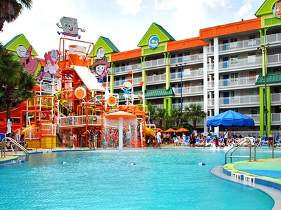 Nickelodeon Suites Resort Orlando Florida United States