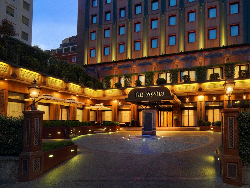 The Westin Palace, Milan Milan  Italy