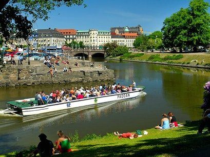 Paddan Sightseeing Gothenburg  Sweden