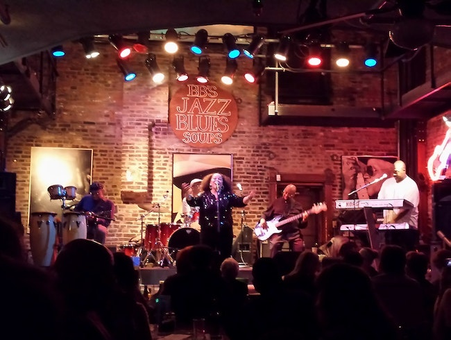 Live Jazz & Blues in St. Louis