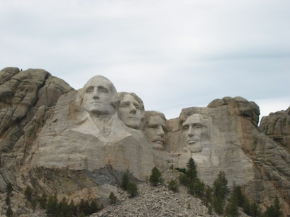Mount Rushmore National Memorial Keystone South Dakota United States