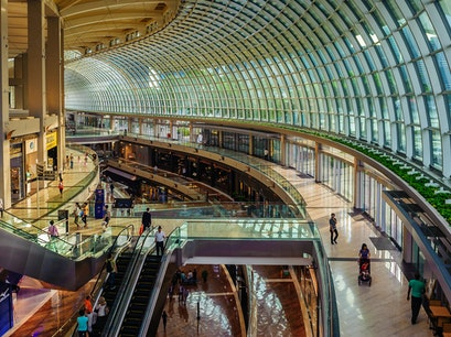 The Shoppes at Marina Bay Sands Singapore  Singapore