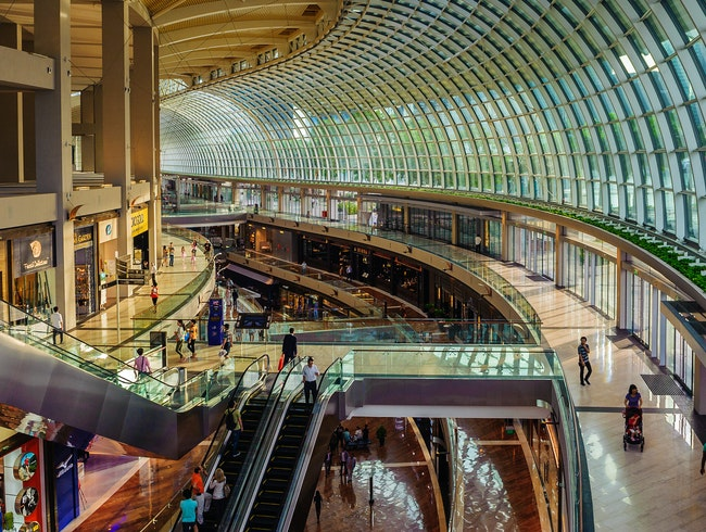 The Shoppes at Marina Bay Sands