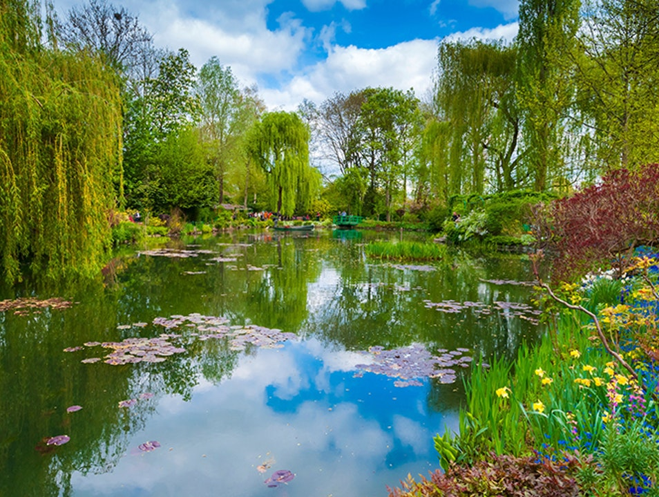 La Fondation Claude Monet Giverny  France