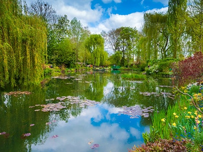 Claude Monet Foundation Giverny  France