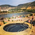 Iron Mountain Hot Springs Glenwood Springs Colorado United States