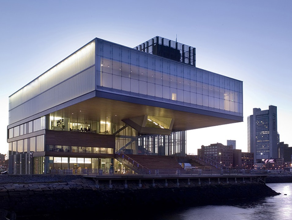 The Institute of Contemporary Art Boston Massachusetts United States