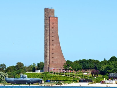 Laboe Naval Memorial Laboe  Germany