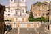 People-Watching from the Spanish Steps Rome  Italy
