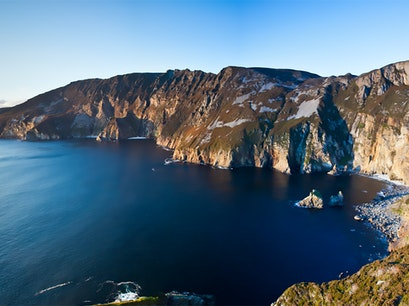 Slieve League Donegal  Ireland