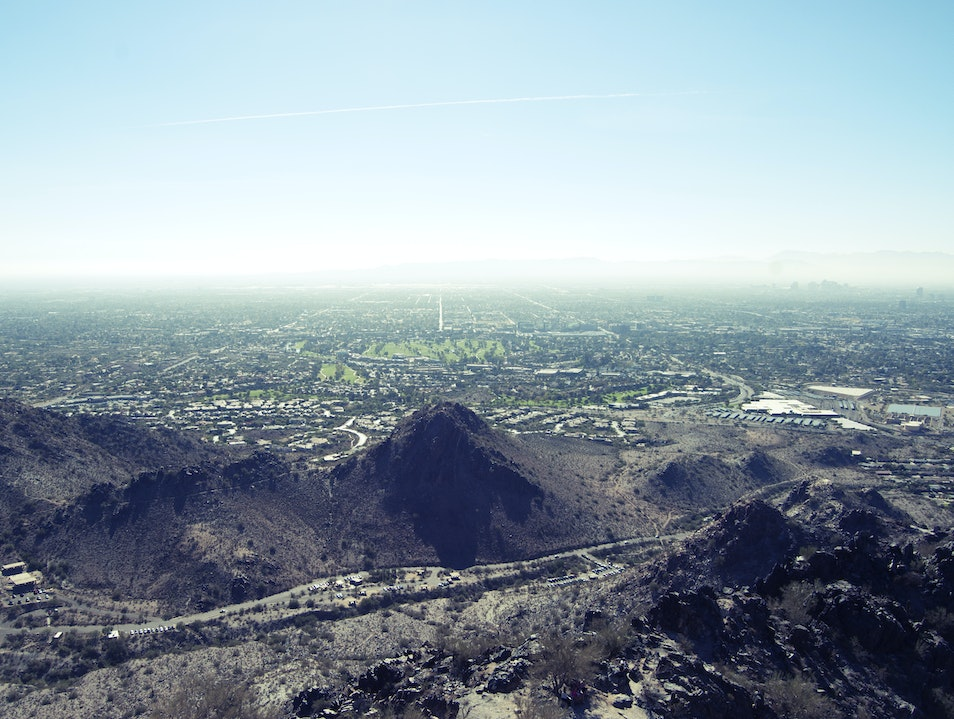 Mountain-Climbing near Phoenix Phoenix Arizona United States