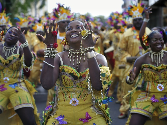 Carnival and Jazz à la Martinique