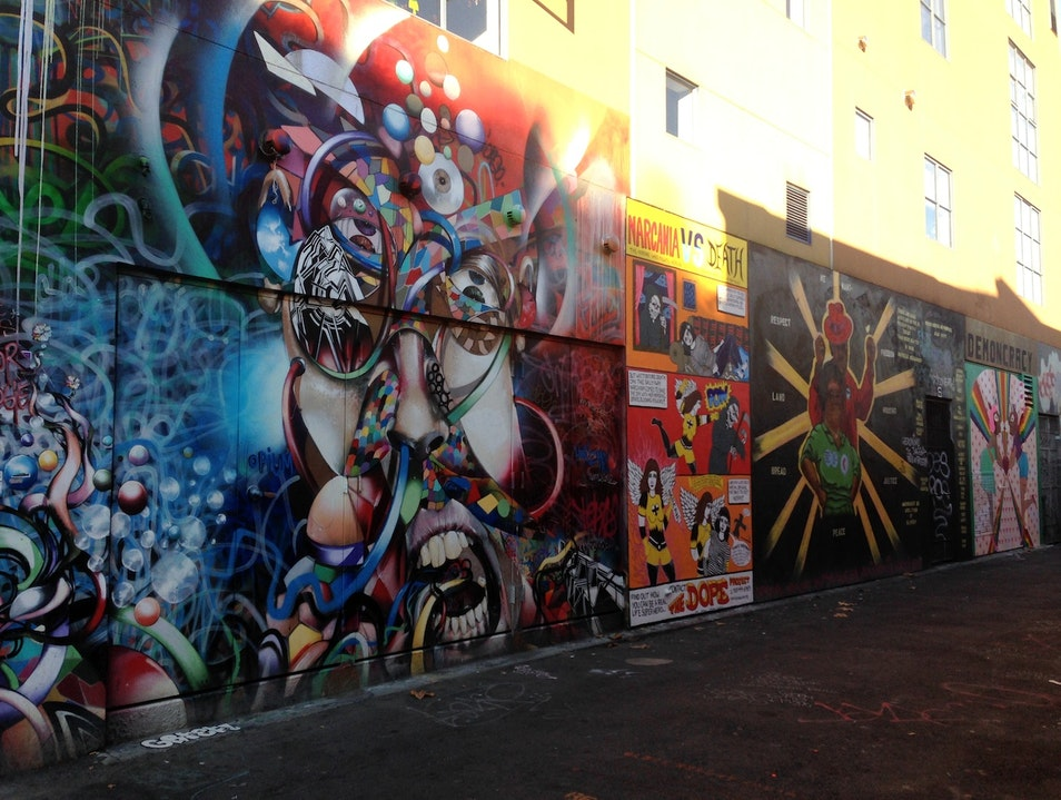 Clarion Alley: The Heart of San Francisco's Street Art Scene