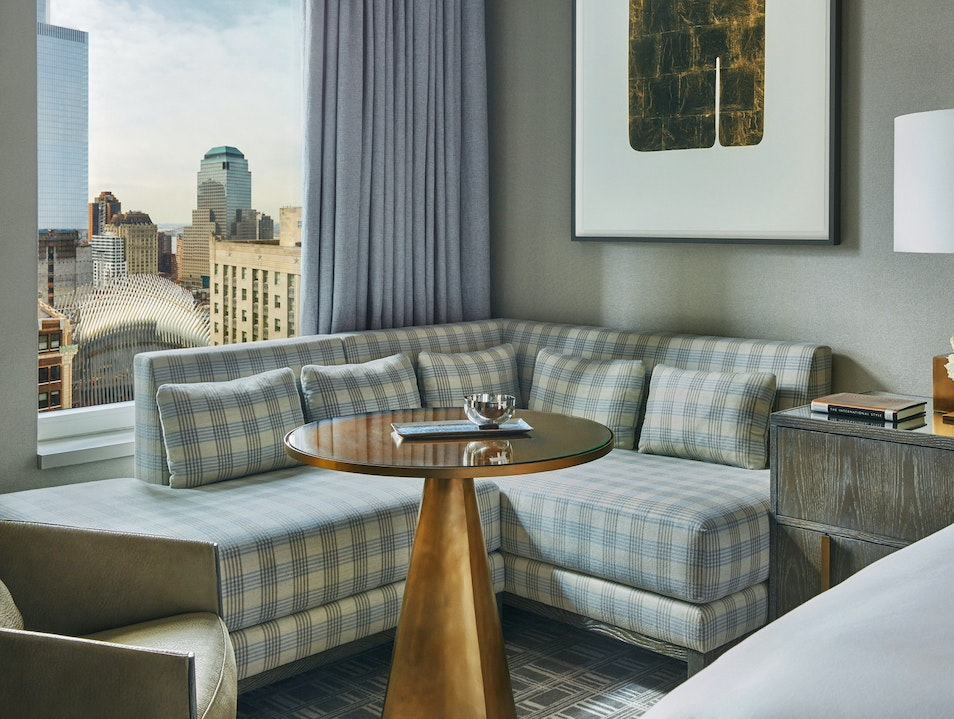 The Appeal of the Hudson Suite