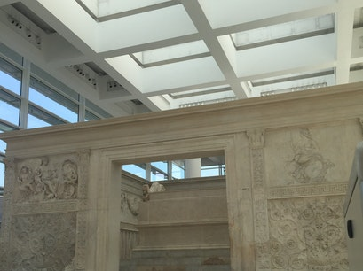 Museo dell'Ara Pacis Rome  Italy