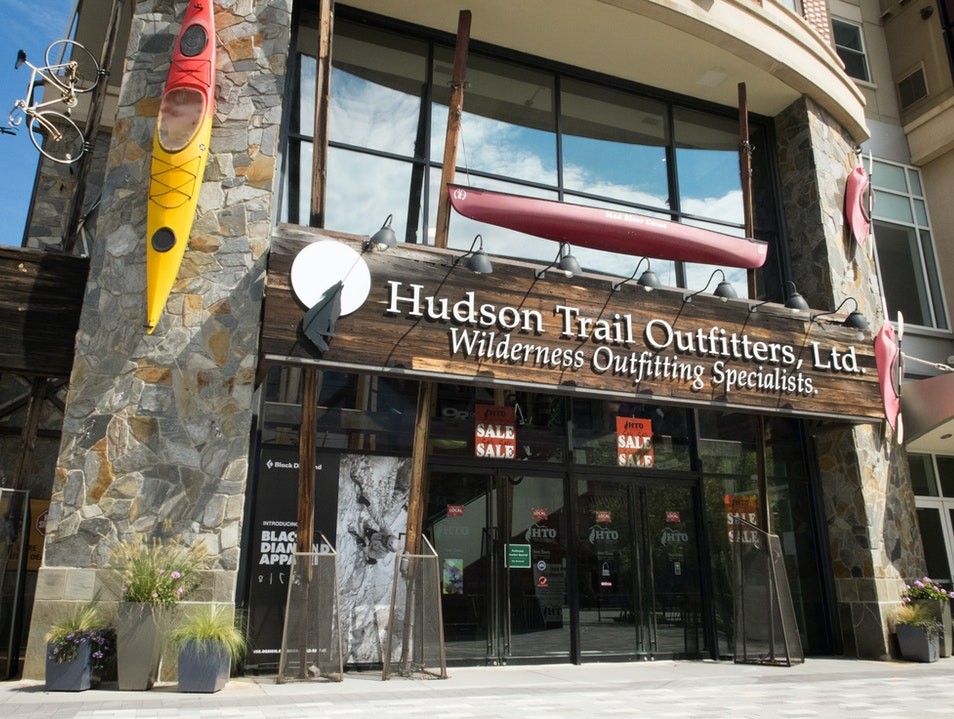 Gear Up at Hudson Trail Outfitters