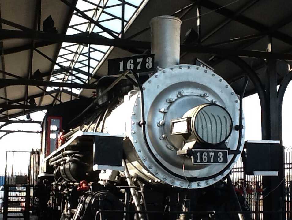 Tucson train's: Past and present Tucson Arizona United States