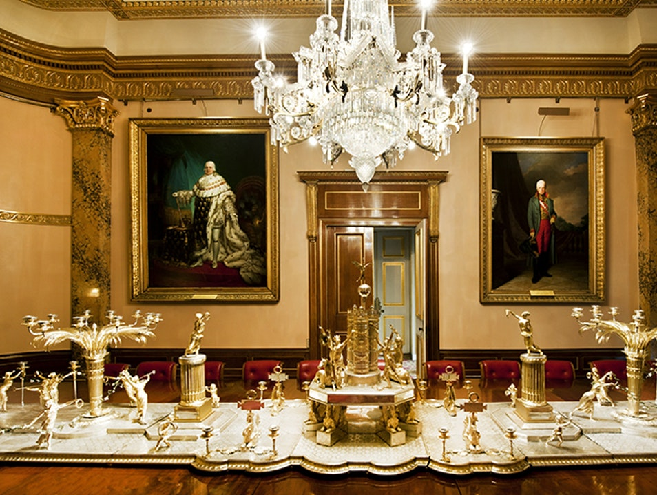 Visit the Duke of Wellington's Home London  United Kingdom