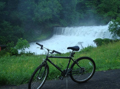 Outlet Trail Penn Yan New York United States