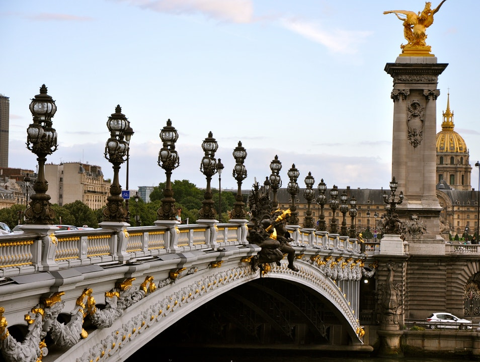 Bridges of Paris Paris  France