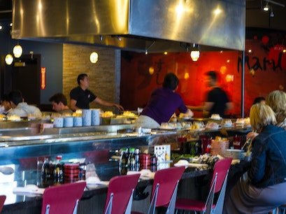 Sushi Maru Bellevue Washington United States