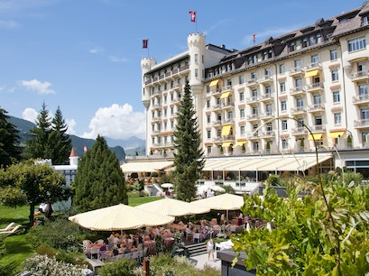 Gstaad Palace Gstaad  Switzerland