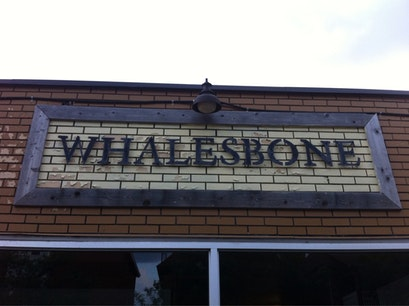 Whalesbone Sustainable Oyster and Fish Supply Ottawa  Canada