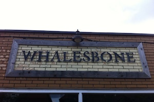 Whalesbone Sustainable Oyster and Fish Supply