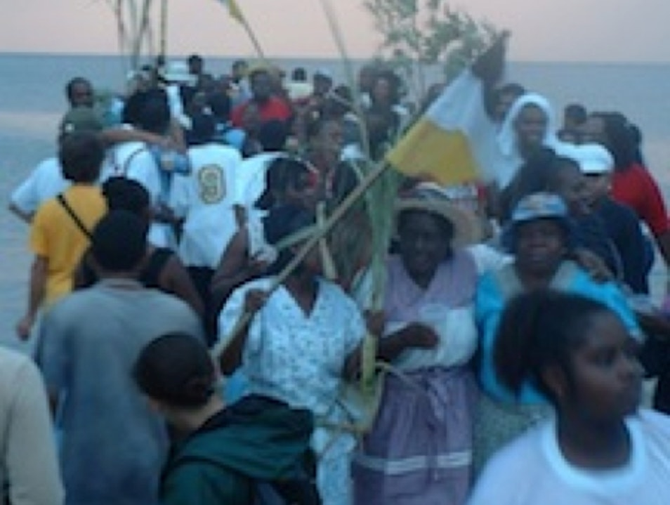 Garifuna Settlement Day Dangriga  Belize
