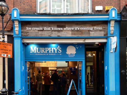 Murphy's Ice Cream Dublin  Ireland