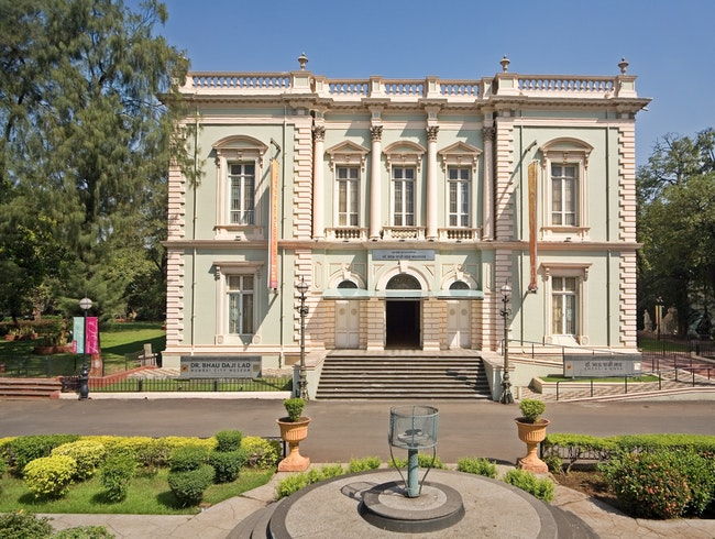 Mumbai's Stately Art Destination